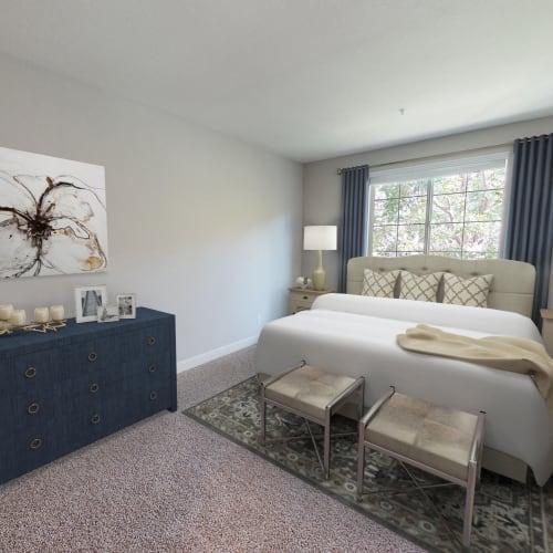 View an Anacapa unit virtual tour at Mission Hills in Camarillo, California