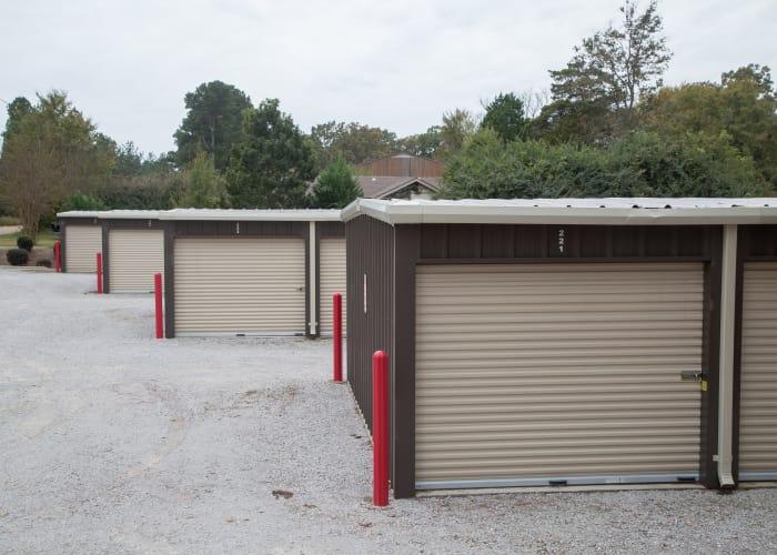 My Oxford Storage outdoor storage units