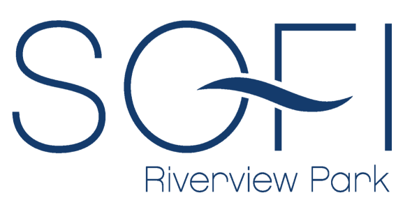 Sofi Riverview Parklogo  in San Jose, California