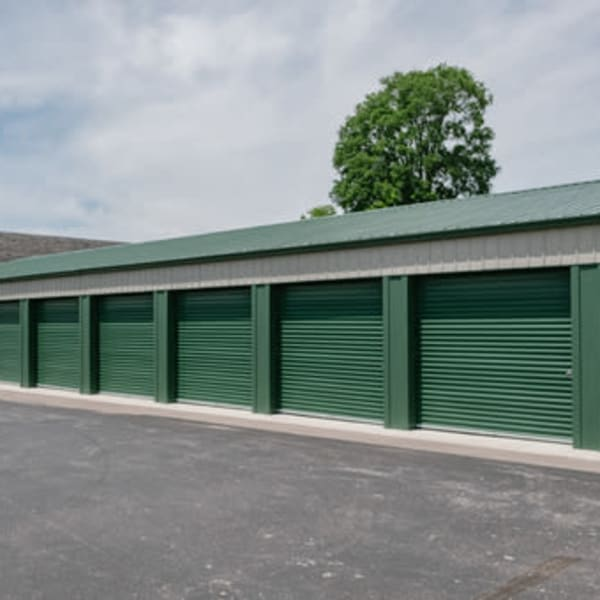 Self storage units for rent at StayLock Storage in Middlebury, Indiana
