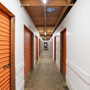 Indoor storage units at San Diego, California at A-1 Self Storage