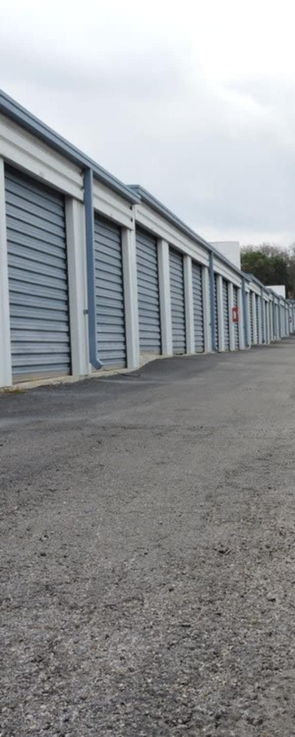 Climate and Non-Climate Controlled Units Available at Store It All Self Storage - Judson