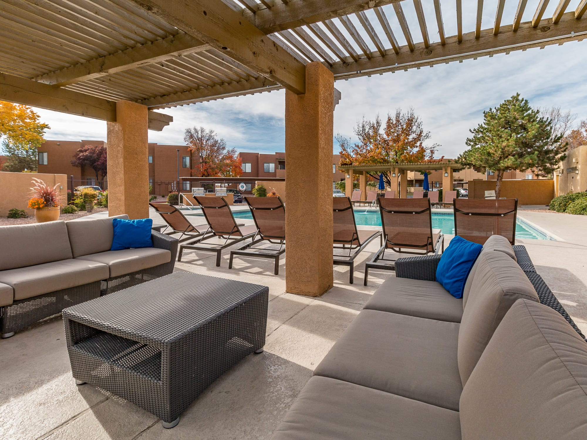 Apartments in Albuquerque, New Mexico at San Miguel del Bosque