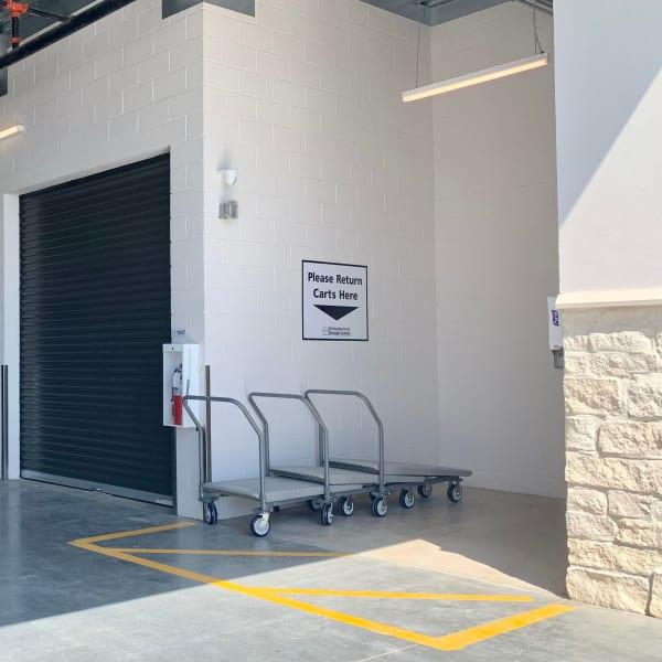 Large storage units at My Neighborhood Storage Center in Winter Garden, Florida