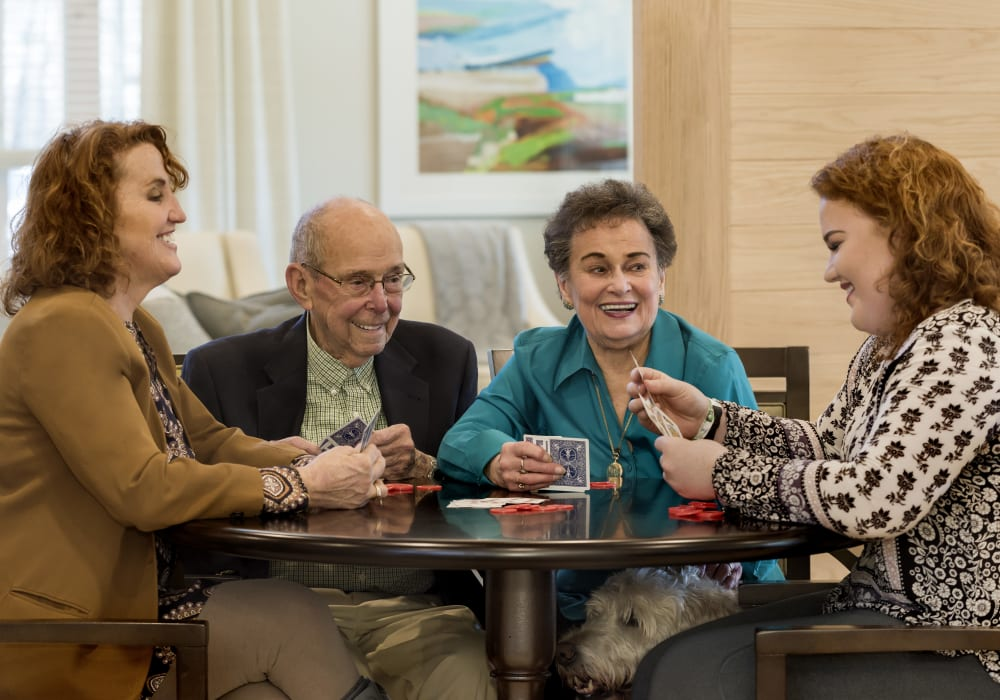 Social activities at Maplewood at Darien Darien