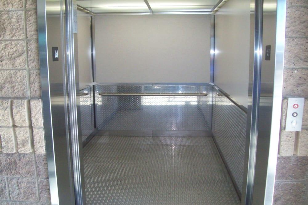Elevator at Storage Etc... Hancock St