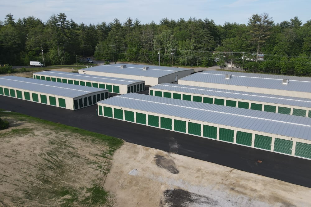 Lots of facility space at 603 Storage - Lee in Lee, New Hampshire