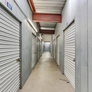 Indoor storage units in El Monte, California at A-1 Self Storage
