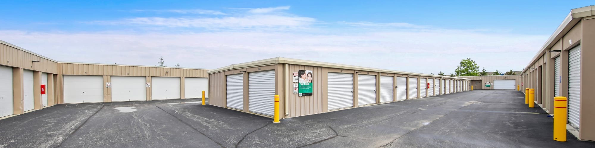 Events and Auctions at Global Self Storage in McCordsville, Indiana
