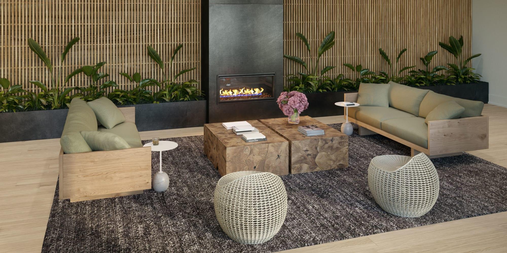Lobby at Avia