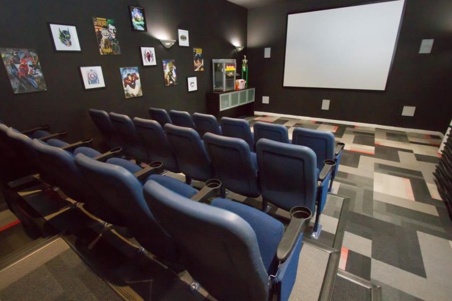 Theatre at Veranda in Texas City, Texas