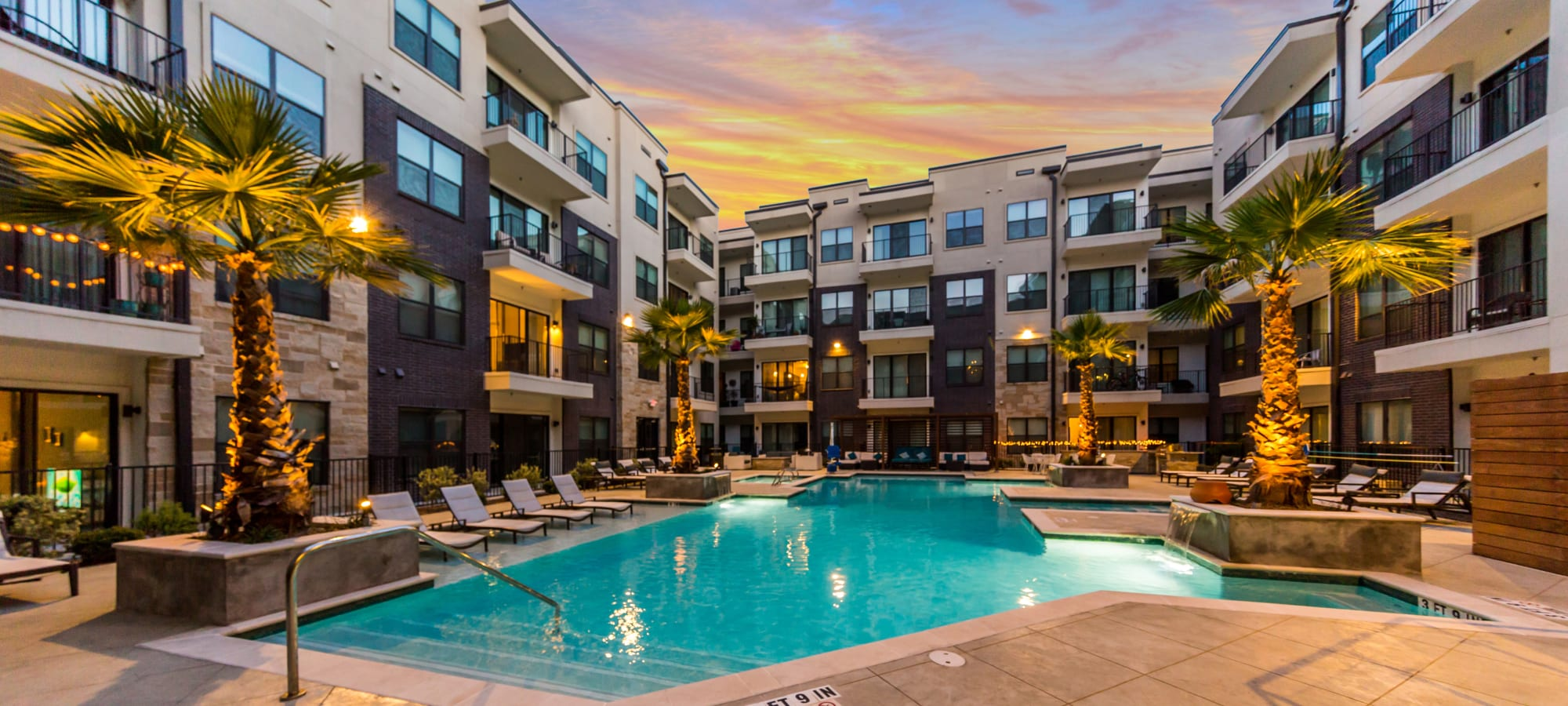 Apartments at Marq 31 in Houston, Texas