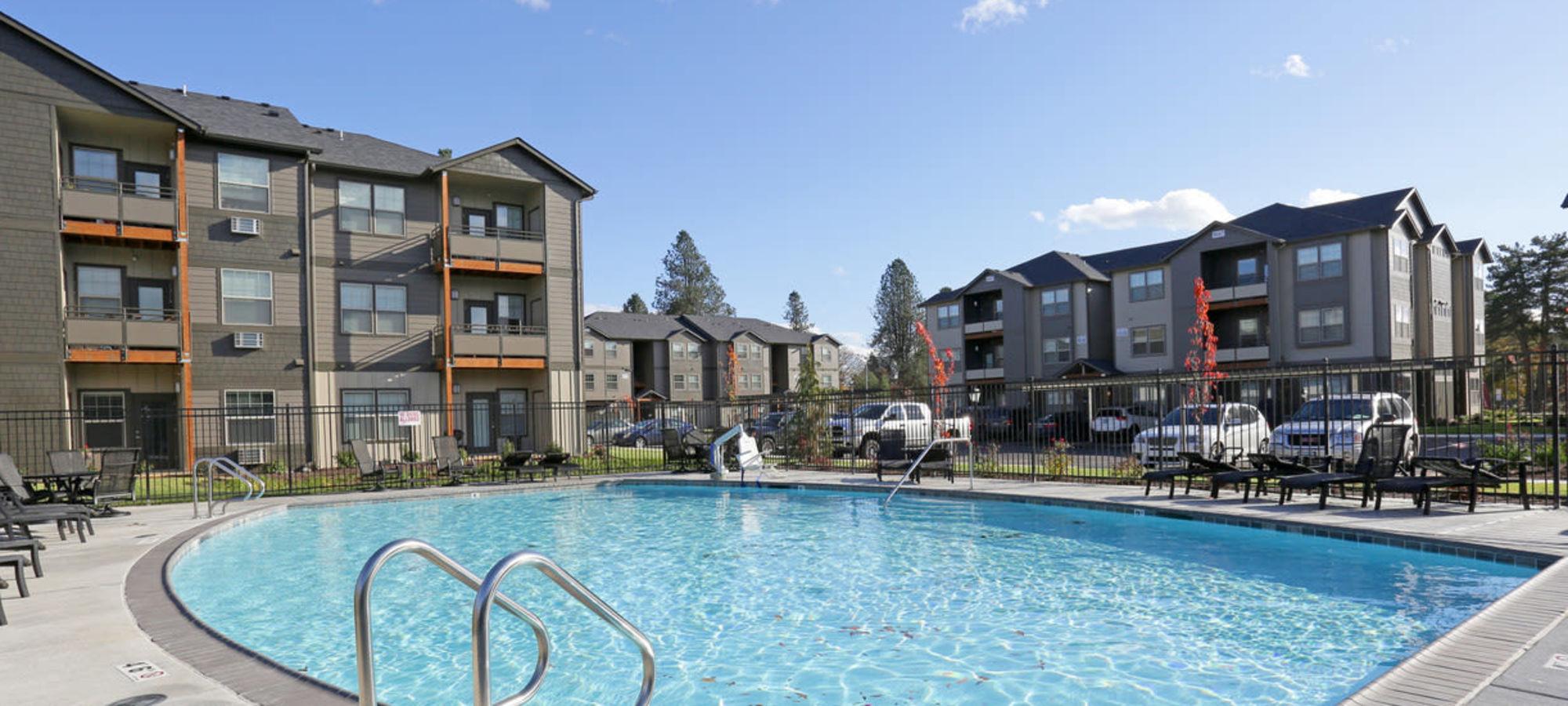 The Fairway Apartments in Salem, Oregon