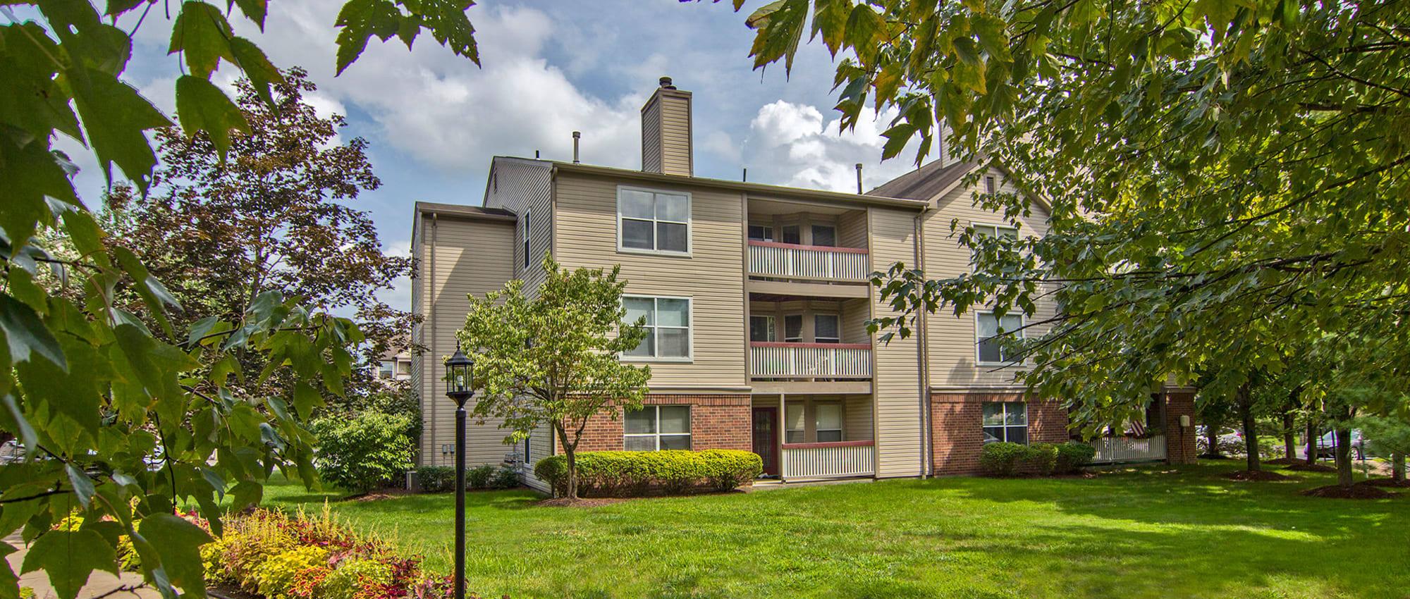 Apartments at Club at North Hills in Pittsburgh, Pennsylvania