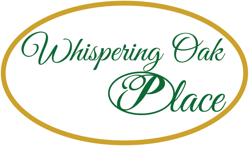 Whispering Oak Place Logo