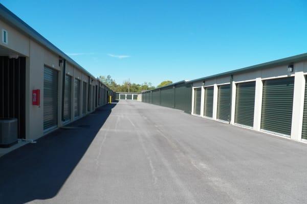 LArge units at Breezy Hill Self Storage in Graniteville, South Carolina