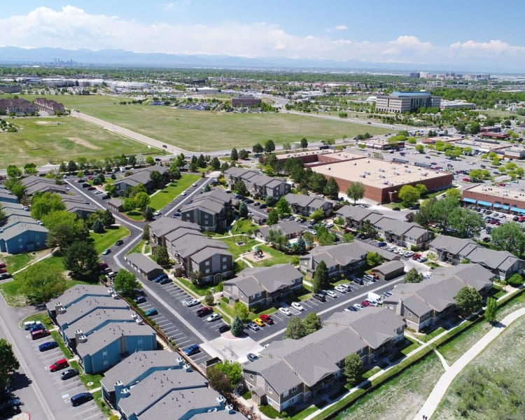 Click to see our photos at Crossroads at City Center Apartments in Aurora, Colorado