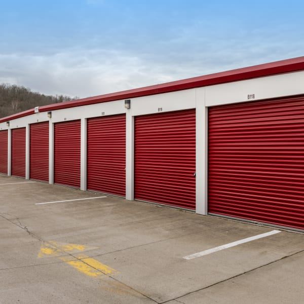 Self storage units for rent at StayLock Storage in Hurricane, West Virginia