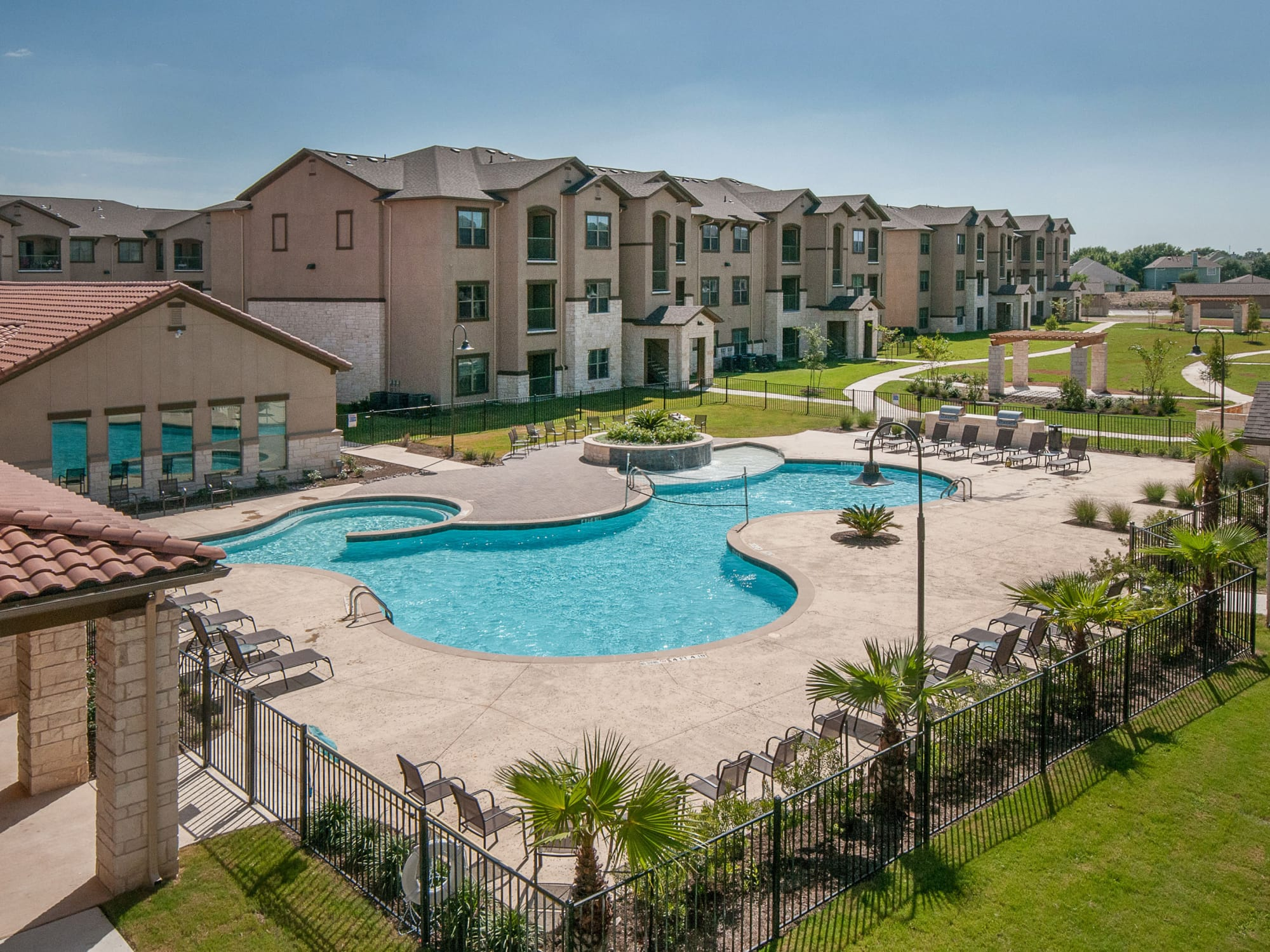 Apartments at Carrington Oaks in Buda, Texas