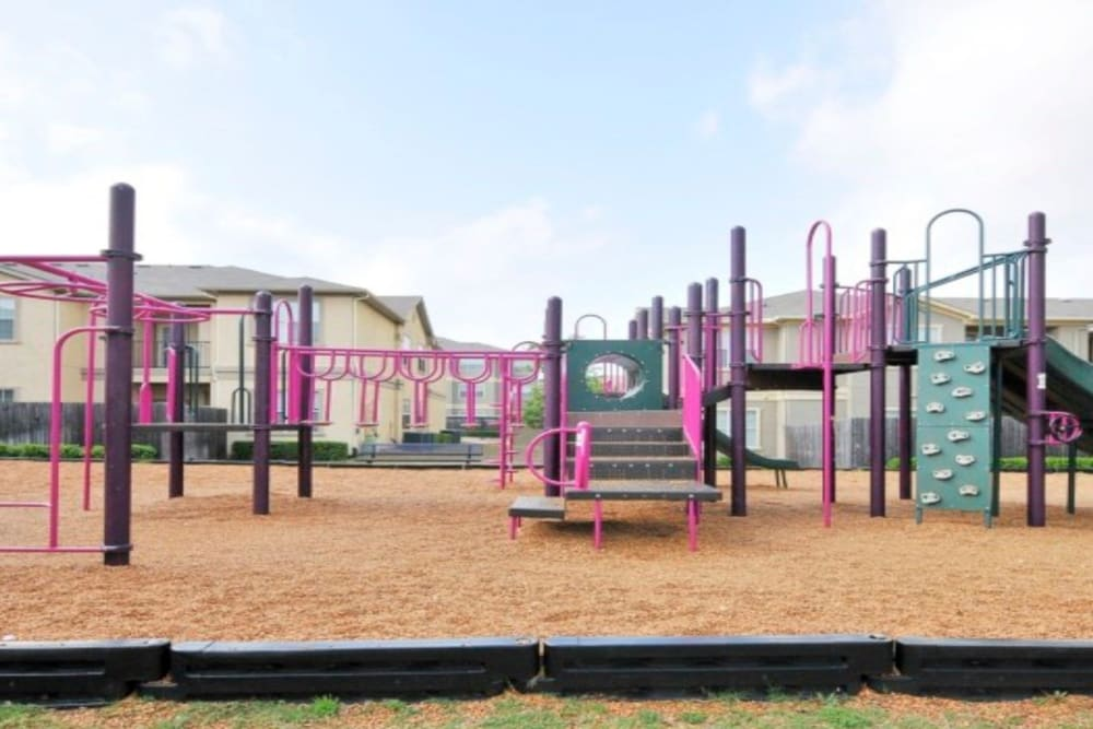 Playground at Legacy of Cedar Hill Apartments & Townhomes in Cedar Hill, Texas
