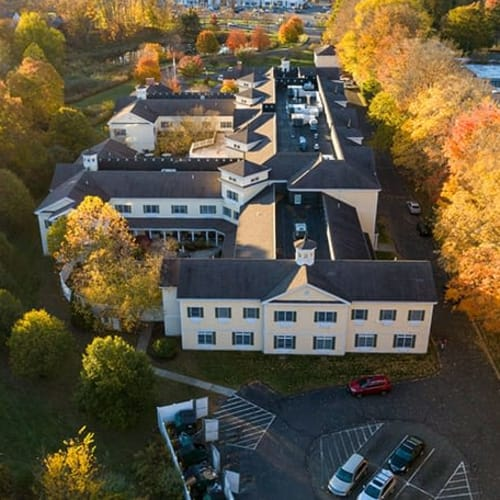 Southbury Senior living from Hearth Management