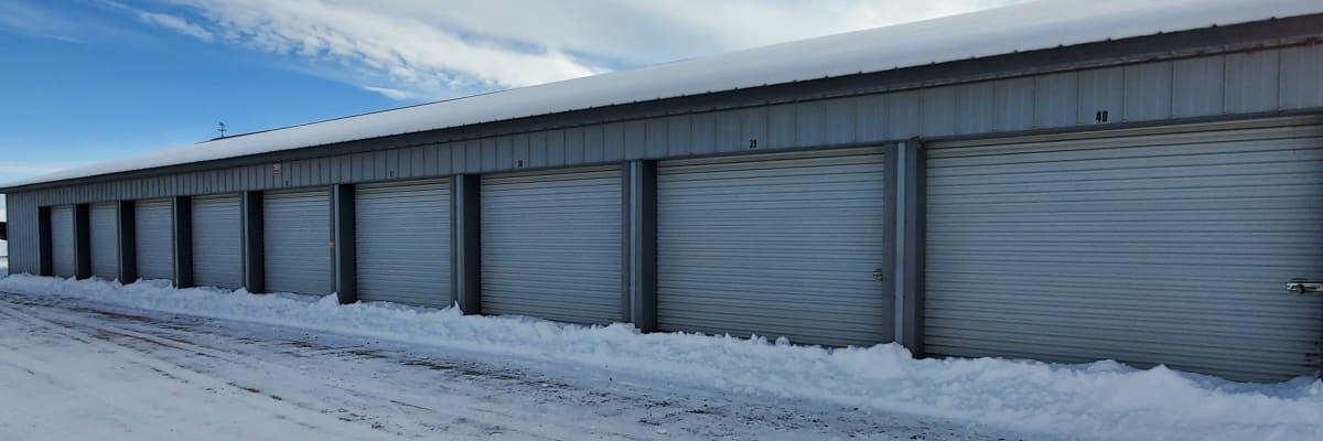 Unit size guide from KO Storage of Brainerd in Brainerd, Minnesota