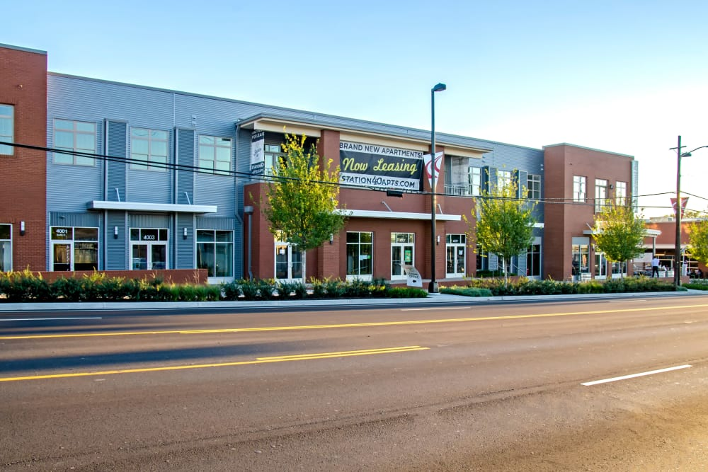Street view of  Station 40 in Nashville, Tennessee