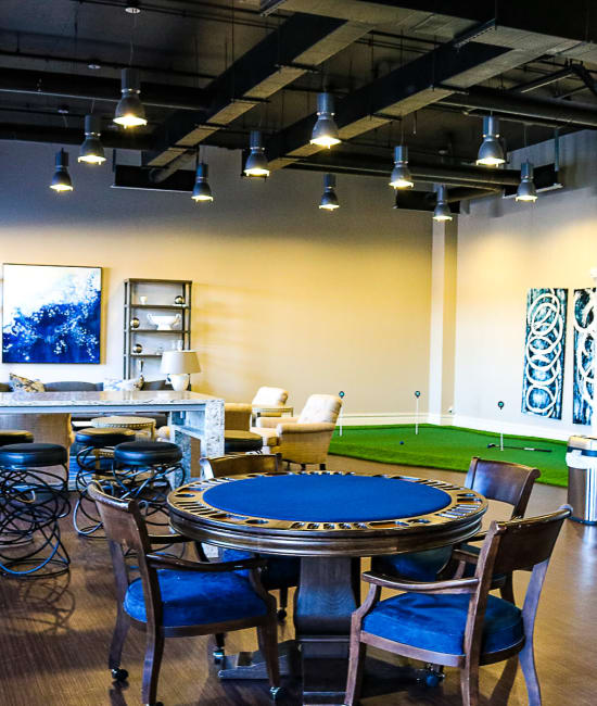 Amenities available at Bradford Luxury Apartments & Townhomes in Cary, NC
