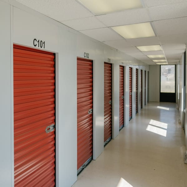 Self storage units for rent at StayLock Storage in Coloma, Michigan