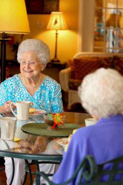 Respite Care at Azalea Estates of New Iberia in New Iberia, Louisiana.