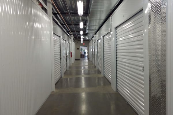 Interior of StorQuest Self Storage in Chandler, Arizona