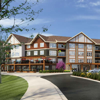 Learn more about Applewood Pointe of Lake Elmo in Lake Elmo, Minnesota