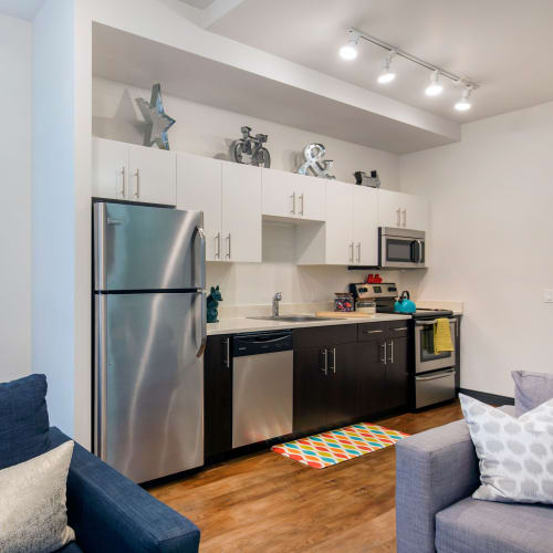 View our floor plans at INFINITE in Chicago, Illinois