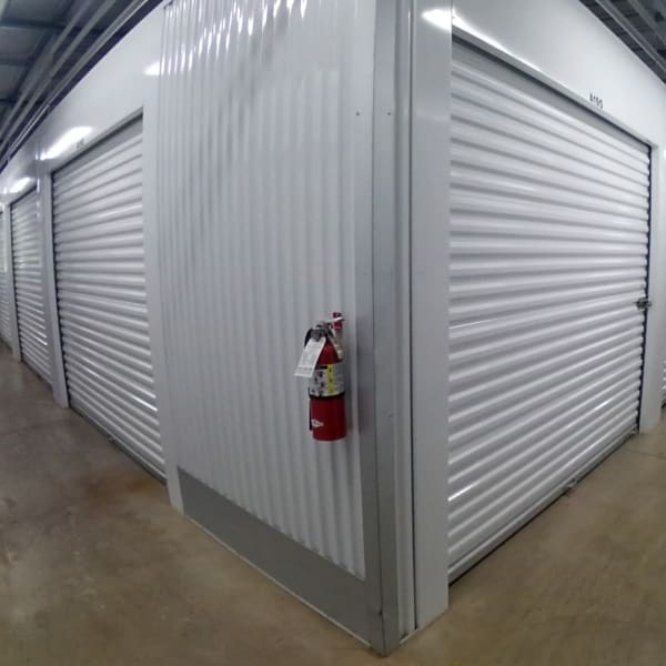 Climate controlled indoor units at StorQuest Self Storage in Kea'au, Hawaii