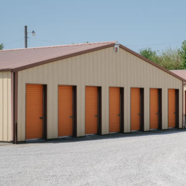 Self storage units for rent at StayLock Storage in Hebron, Indiana