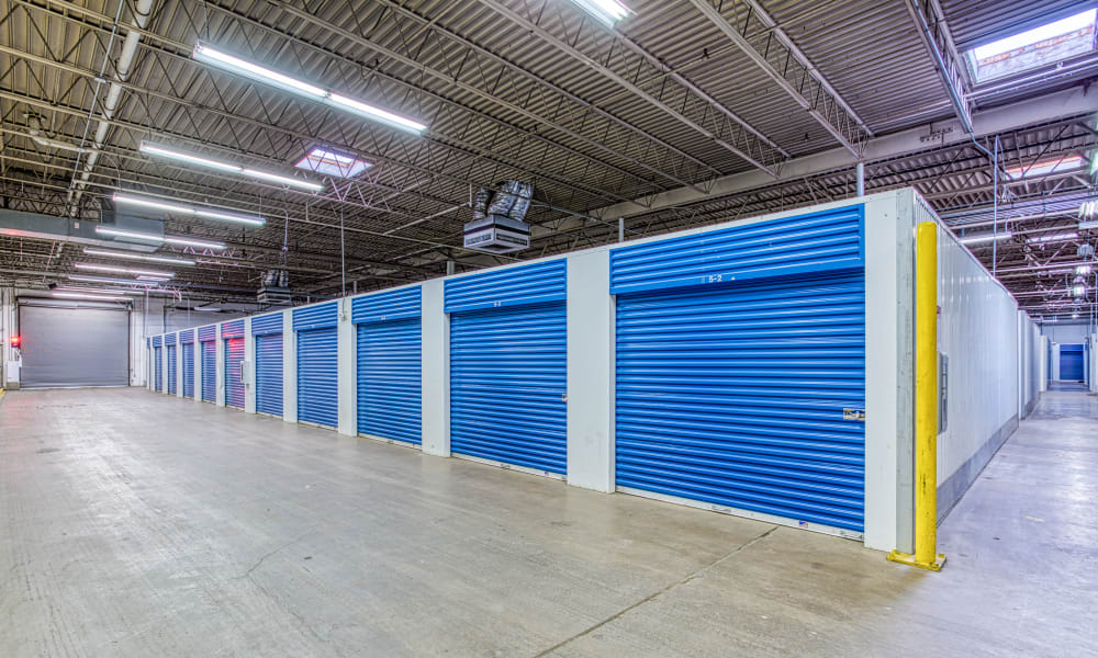 A variety of unit sizes to choose from at Devon Self Storage in Memphis, Tennessee