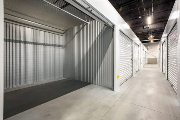 Climate controlled storages at Maynard Storage Solutions