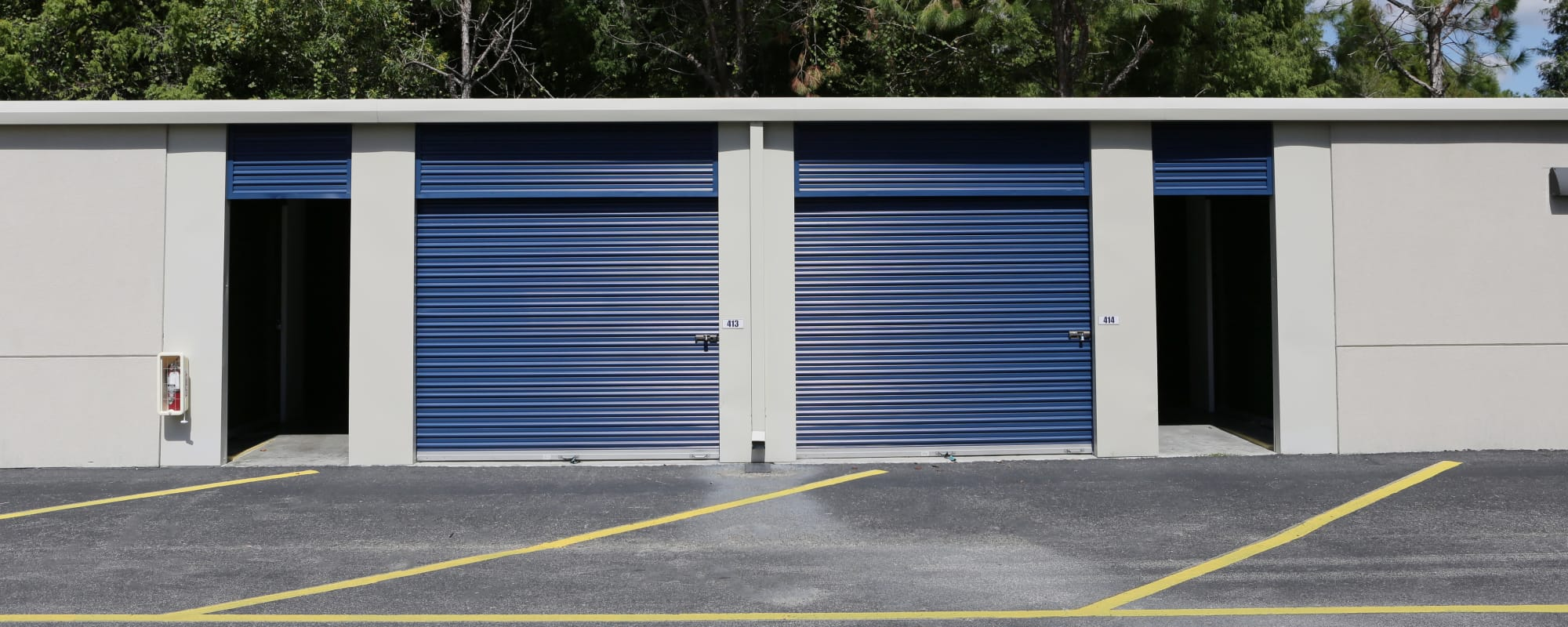 Reviews of Midgard Self Storage in Bradenton, Florida