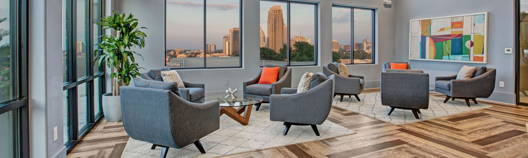Schedule a tour of Mark at West Midtown in Atlanta, Georgia