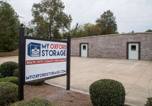 My Oxford Storage - Molly Barr Road Nearby location