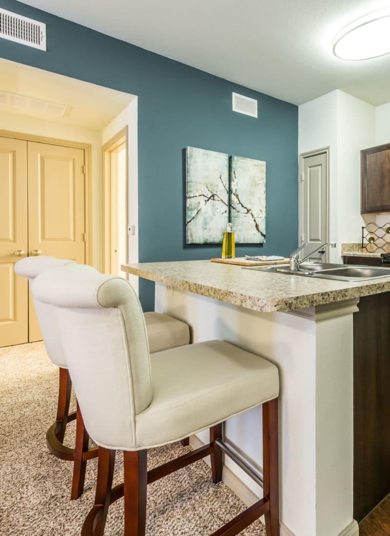 View our floor plans at Marquis on Lakeline in Cedar Park, Texas