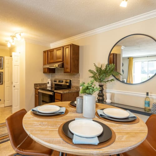 Apartment amenities at The Abbey at Riverchase in Hoover