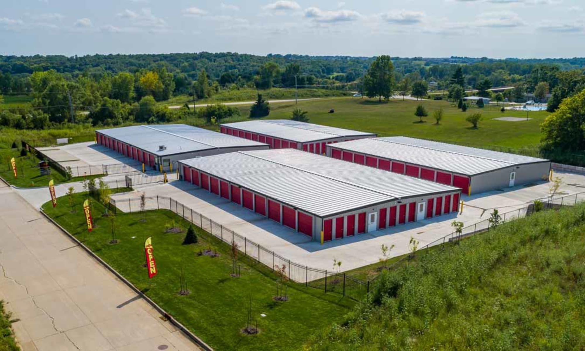 EZ Storage in Des Moines, Iowa