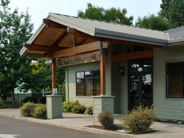 Welcome to The Ark Veterinary Clinic in Eugene, Oregon