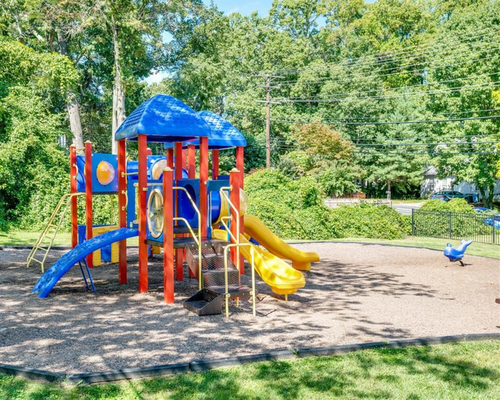 Playground at Eagle Rock at Quiet Waters in Annapolis, Maryland