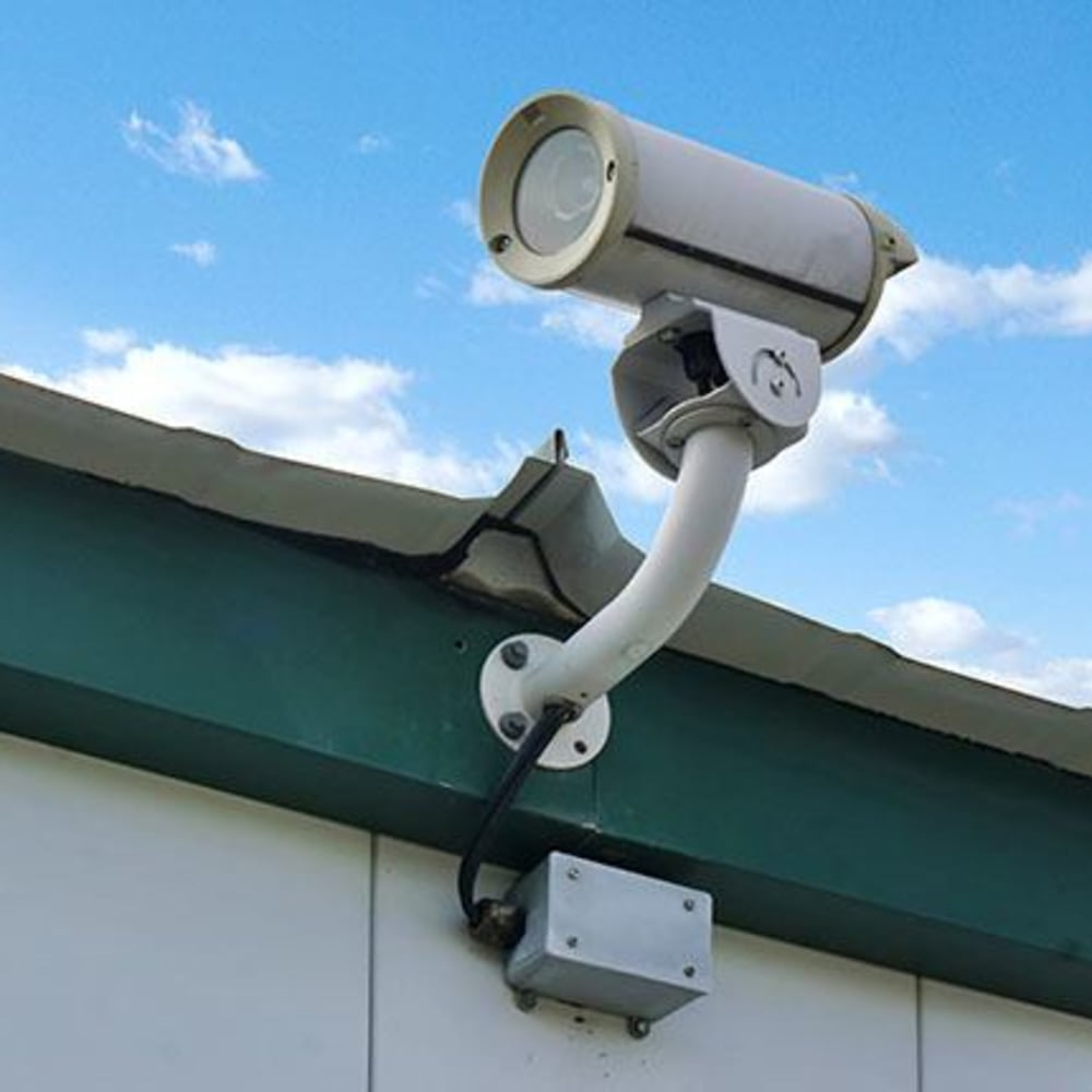 24-hour security camera records at 3L Self Storage in Fort Wright, Kentucky