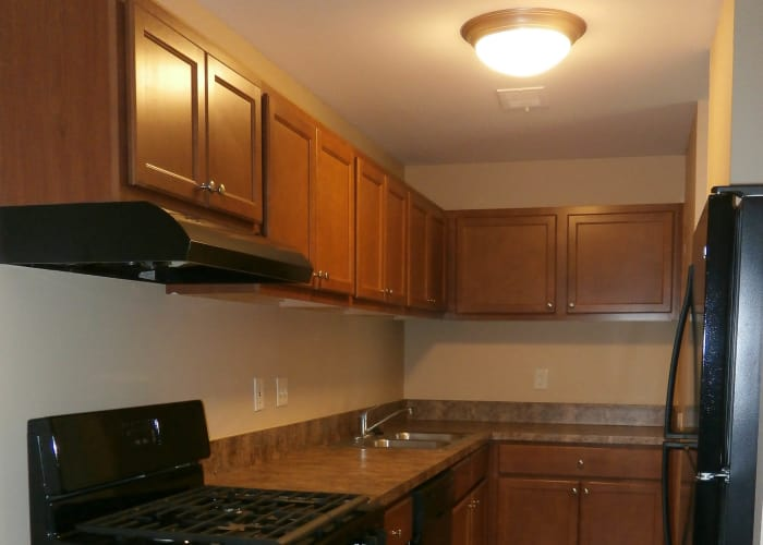 Renovated Apartments at Fairway Trails in Ypsilanti, MI