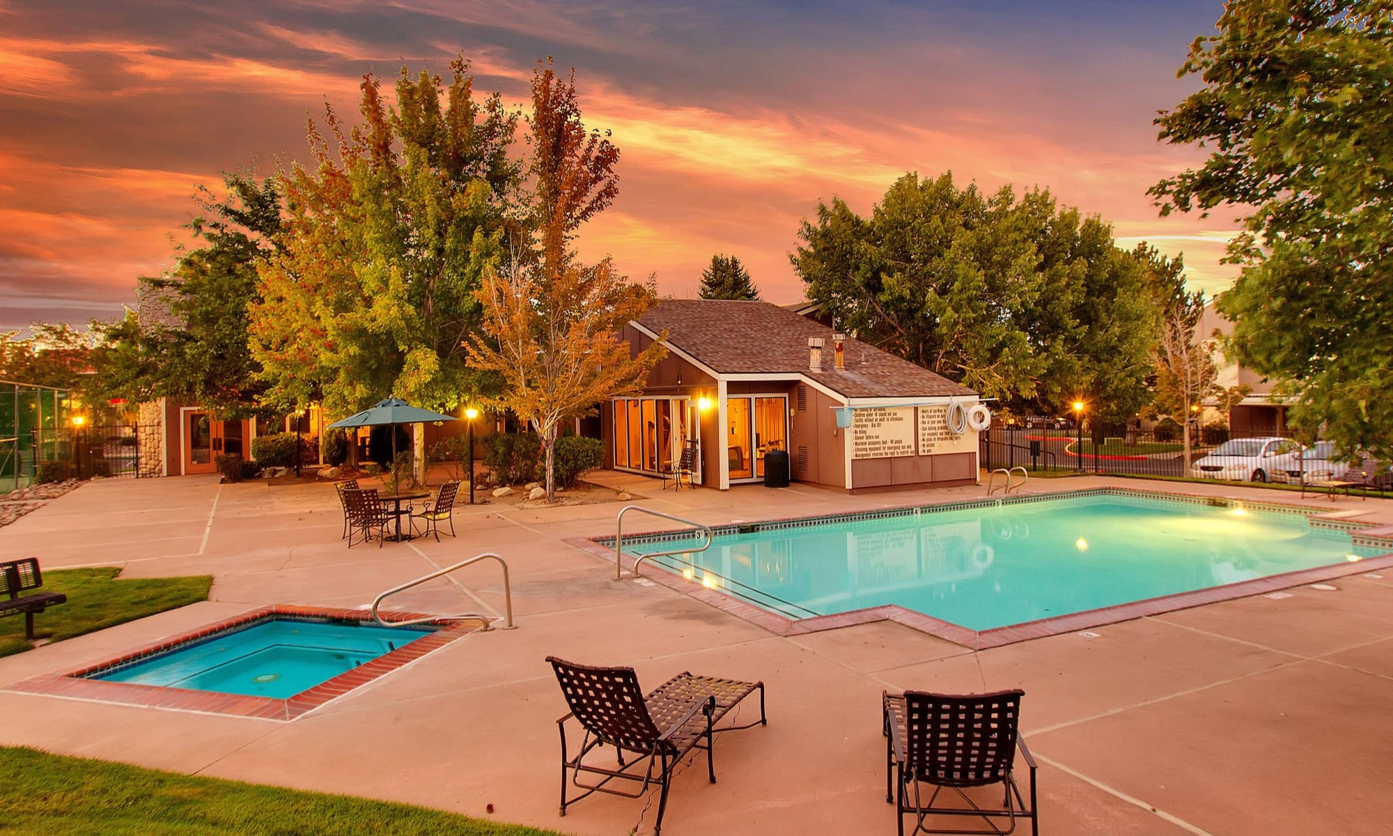 Reno, NV Apartments - The Lodge at McCarran Ranch Apartment Homes