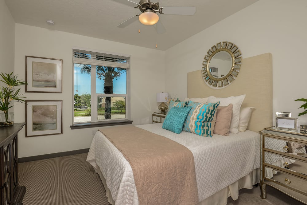 Spacious Bedroom at Spyglass