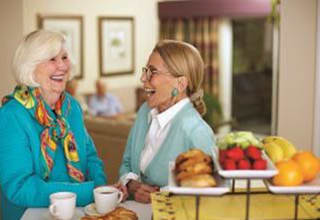 Read what people are saying about our senior living in Dallas, TX.